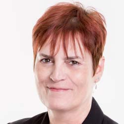 Carol McIntosh - Projects, Systems and Training Manager