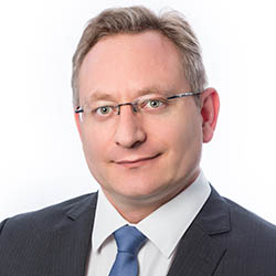 Johan Mostert - Senior Tax Manager