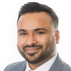 Tahir Shahzad - Accounts Manager